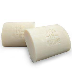 Faith in Nature Hemp & Green Tea soap