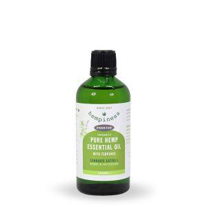 Hempiness Organic Premium Hemp Essential Oil - 50ml