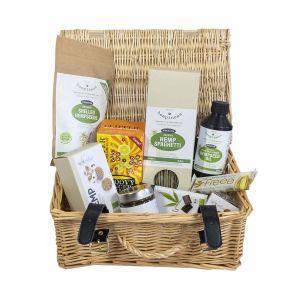 Organic Vegan Hemp Foods Hamper - Small
