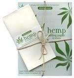 Hemp Writing Set - Pad & Envelopes
