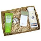 Mens Organic Hemp Grooming Kit - Gift Box