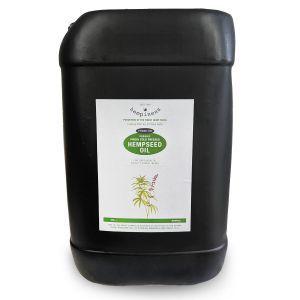 Hempiness Organic Premium Hemp Seed Oil 25 litres