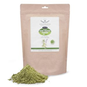 Hempiness Organic Premium Hemp Protein Powder - 1kg