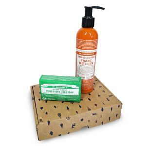 Sustainable Gift Ideas - Natural Fair Trade Lotion and Soap