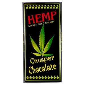 Hemp Chocolate Bar