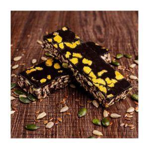 Dark Chocolate and Orange Vegan Snacks