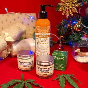 Organic Skin Care Gift Box