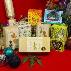 Herbal Tea Lovers Gift Box