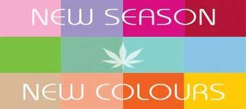 Hemp Clothing New Season New Colours