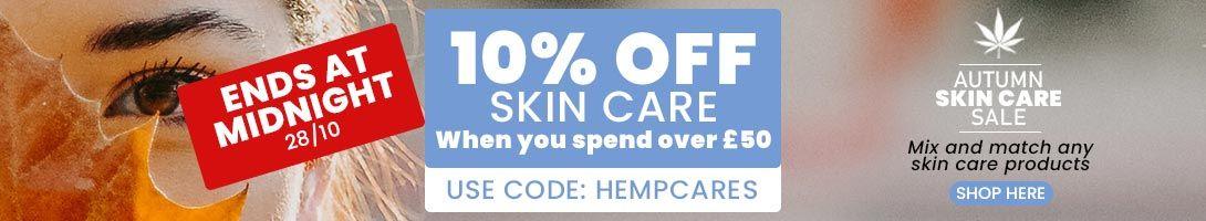 Autumn Natural Skin Care Sale