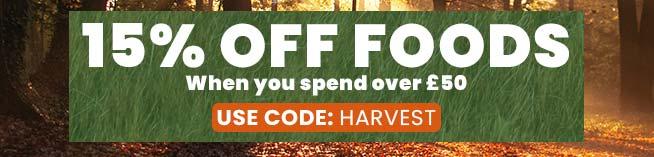 Organic Food Discount Code
