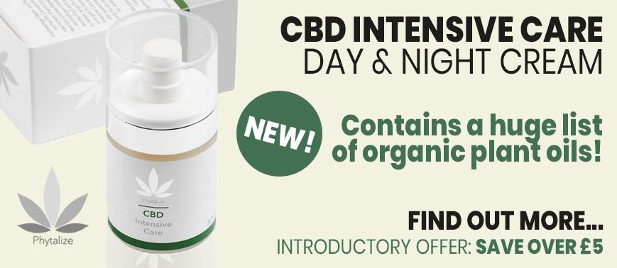 Phytalize CBD Day and Night Cream