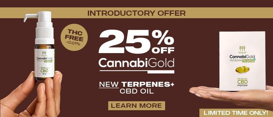 CannabiGold CBD Oil