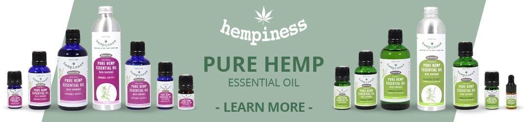 The Hemp Shop Essential Oil Guide