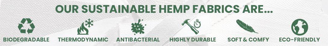 Benefits of Hemp Fabrics