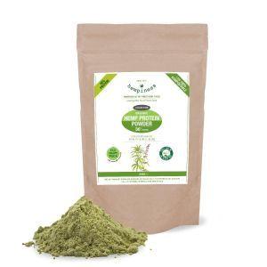 Hempiness Organic Premium Hemp 36% Protein Powder - 500g