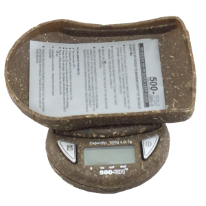 Weigh Tray - Hemp Plastic Digital Pocket Scales - My Weigh 500-ZH