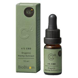 BioBloom Organic CBD Oil 600mg 6% 10ml