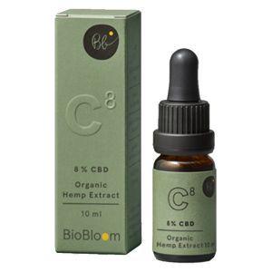 Organic CBD Oil 800mg 8% 10ml