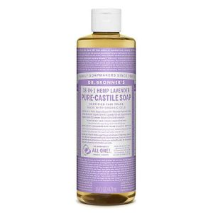 Dr. Bronner's Organic Magic Soaps Lavender