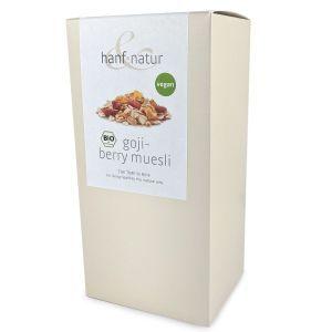 Organic Hemp Goji Berry Muesli