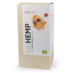 Organic Hemp Nut Muesli