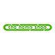 Hemp Canvas Accessory Bag - Slate Grey
