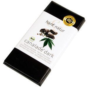 Organic Dark Chocolate & Hemp Bar