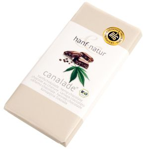Hemp Milk Chocolate Bar