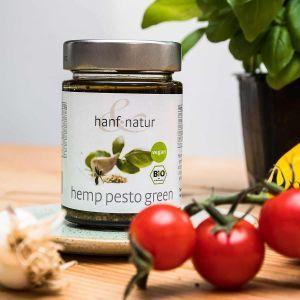 Organic Basil Hemp Seed Pesto