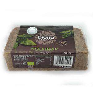 Hemp Seed Rye Bread