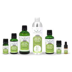 Hempiness Organic Premium Hemp Essential Oil - All Sizes