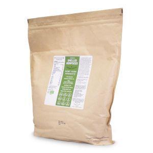 Hempiness Organic Premium Shelled Hempseeds - 2.5kg Back