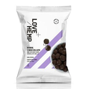 Love Hemp Dark Chocolate CBD Edibles