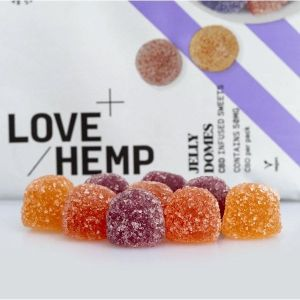 Love Hemp CBD Jelly Domes