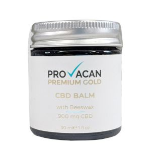 Provacan Gold CBD Balm With Beeswax - 900mg