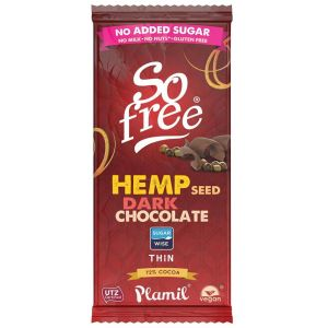 So Free - No Added Sugar Dairy Free Hemp Chocolate