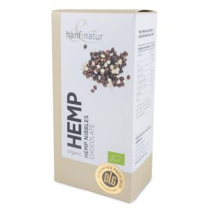 Organic Toasted Hemp Seeds - Chocolate Coated