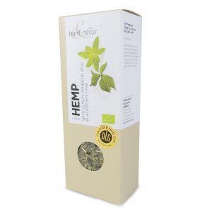 Organic Hemp & Lemon Verbena Tea - Loose Leaf