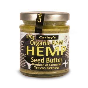 Organic Raw Hempseed Omega Butter