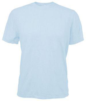 Hempiness Organic Everyday Hemp T-Shirt - Sky Blue