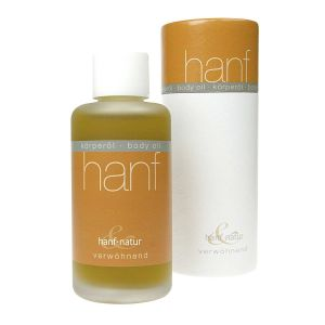 Hanf Nourishing Organic Hemp Massage Oil
