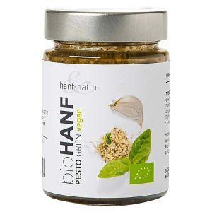 Organic Basil Hempseed Oil Pesto