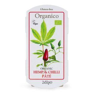 Organic Hemp & Chilli Vegan Pate