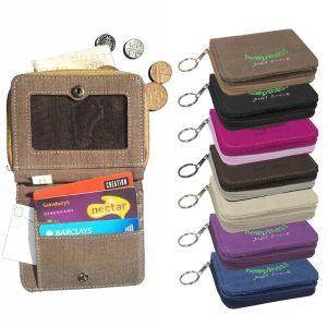 Hempiness Bi-Fold Hemp Wallet