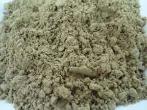 Hemp Flour in a Pile