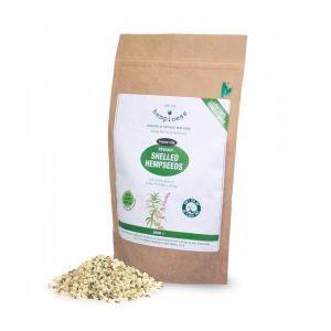 Hempiness Organic Premium Shelled Hempseeds - 250g