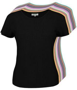 Organic Hemp Womens Round Neck T-shirts