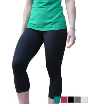 Organic Sustainable Leggings - All Colours