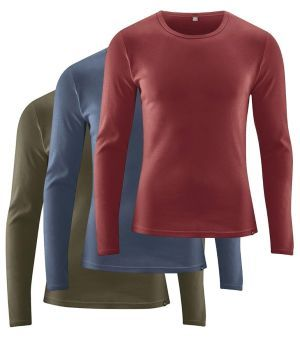 Hemp/Cotton Longsleeve T-shirts